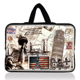 Van Gogh Portable Ultraboog Case Cover for MacBook 9.7 11.6 13.3 14.4 15 15.6 17.3 inch For Asus Acer HP