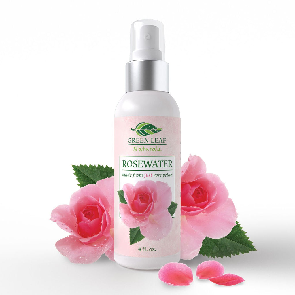 Introducing our new organic rosewater facial spray