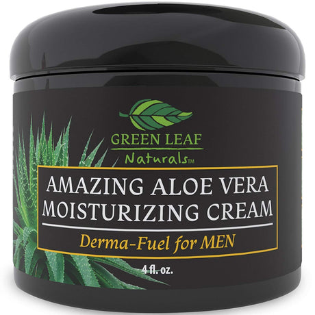 Amazing Aloe Vera Moisturizing Cream for Men