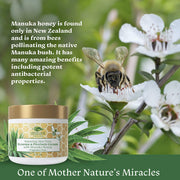 Amazing Aloe Vera Eczema & Psoriasis Cream with Manuka Honey (Fragrance Free)