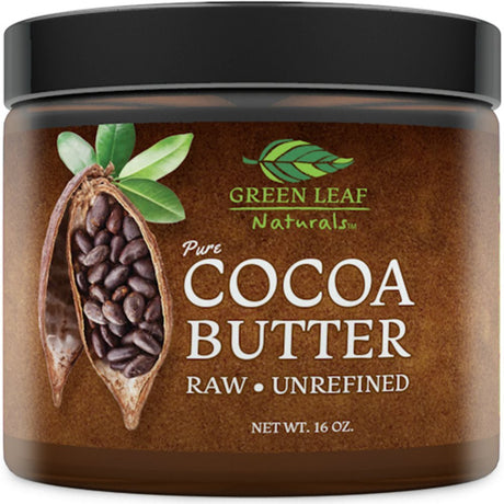 Raw, Organic Cocoa Butter