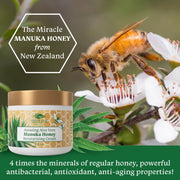 Amazing Aloe Vera Manuka Honey Moisturizing Cream