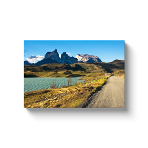 Lonely Road - Torres del Paine National Park - photodecor.net