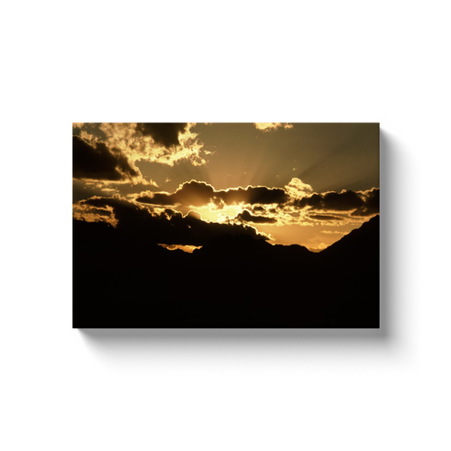 Teton Sunset - photodecor.net