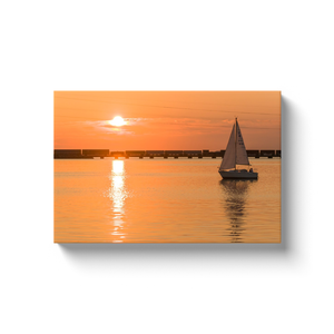 Sailboat Sunrise - photodecor.net