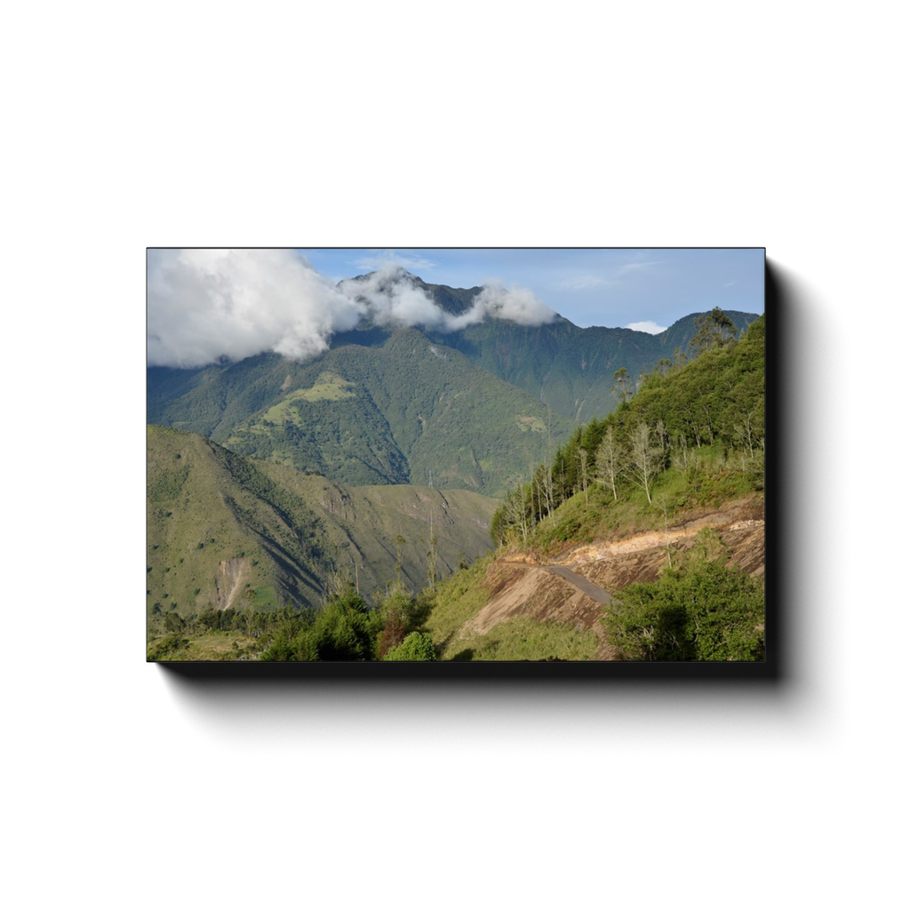 Ecuadorian Andes - photodecor.net