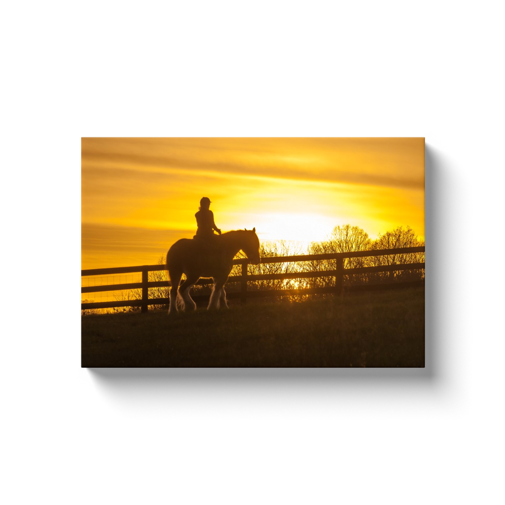 Sunset Ride - photodecor.net