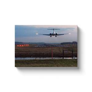 Twilight Landing Zone - photodecor.net