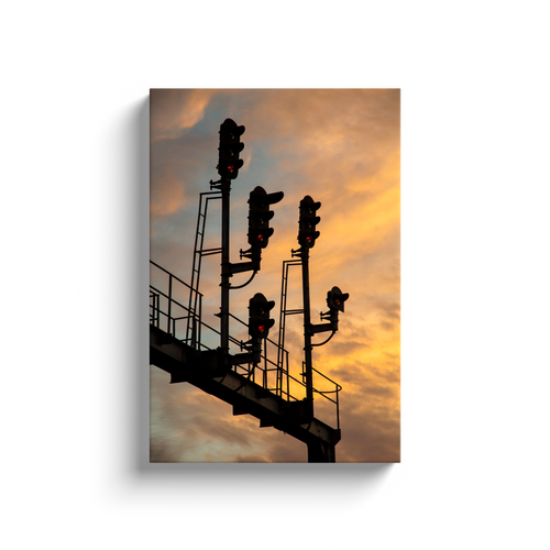 Sunset Signals - photodecor.net