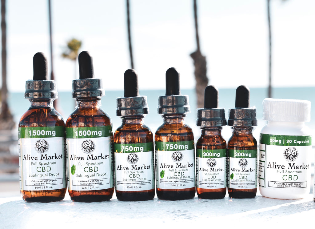 CBD Oil or Capsules - Which Is Right For You?