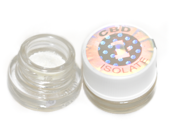CBD Isolate Alive Market