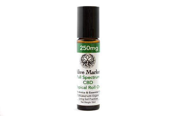 250mg CBD Topical Roll On