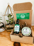 Alive Market Adventure Bundle & Save Box - 1500mg CBD Tincture & 600mg Body Butter