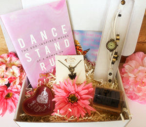 Embrace Grace, Pursue Holiness Butterfly Box (September Box)