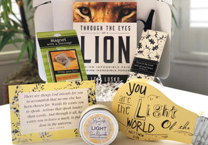 """Light of the World"" Box"