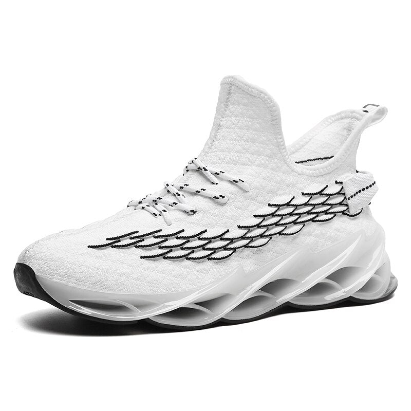 Breathable Blade Sneakers