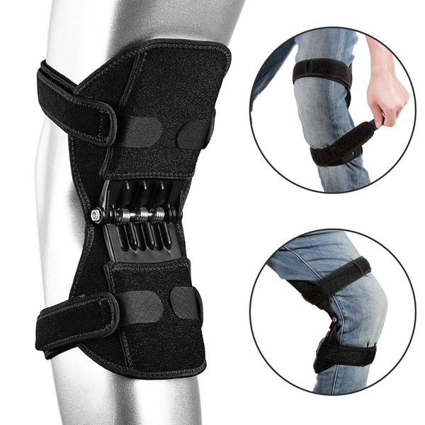 Support Spring Knee Pad Lifts Knee Protection