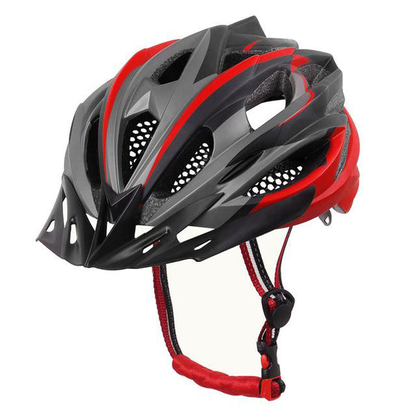 Integrally-mold Cycling Helmet