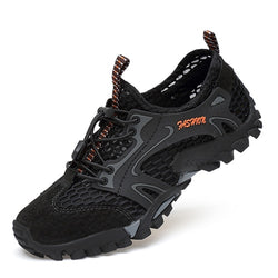Breathable Men Hiking Shoes