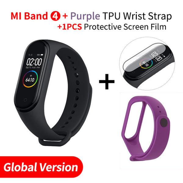 Mi Band 4 Heart Rate Fitness Tracker