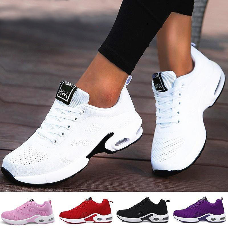 Breathable Mesh Lightweight Sneakers