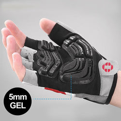 Shockproof GEL Pad Cycling Gloves