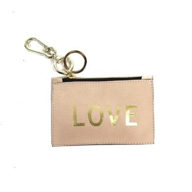 Plus One Keychain - Love