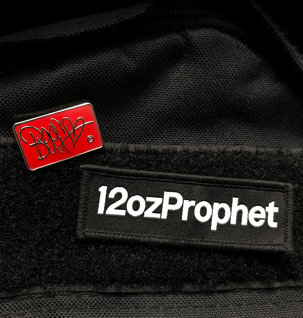 12ozProphet Beef Pin
