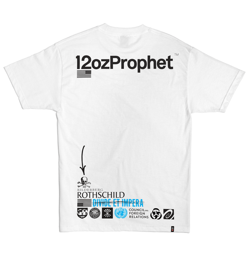 12ozProphet Divide And Rule Tee