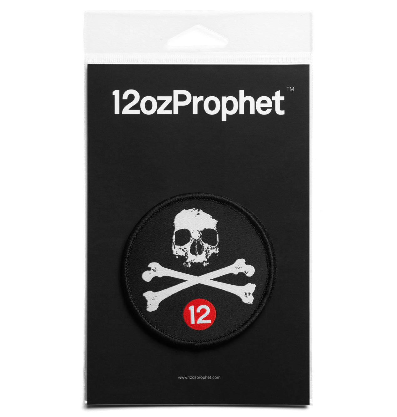 12ozProphet Memento Mori Patch