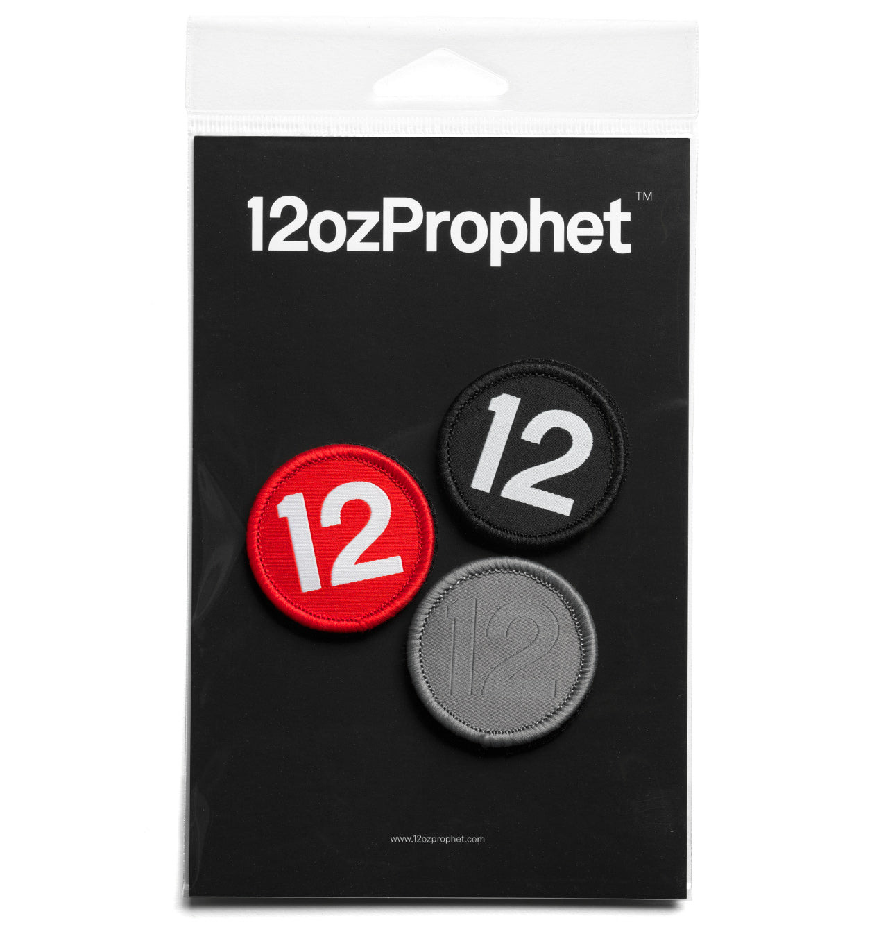 12ozProphet Twelve Pack Mini Patch