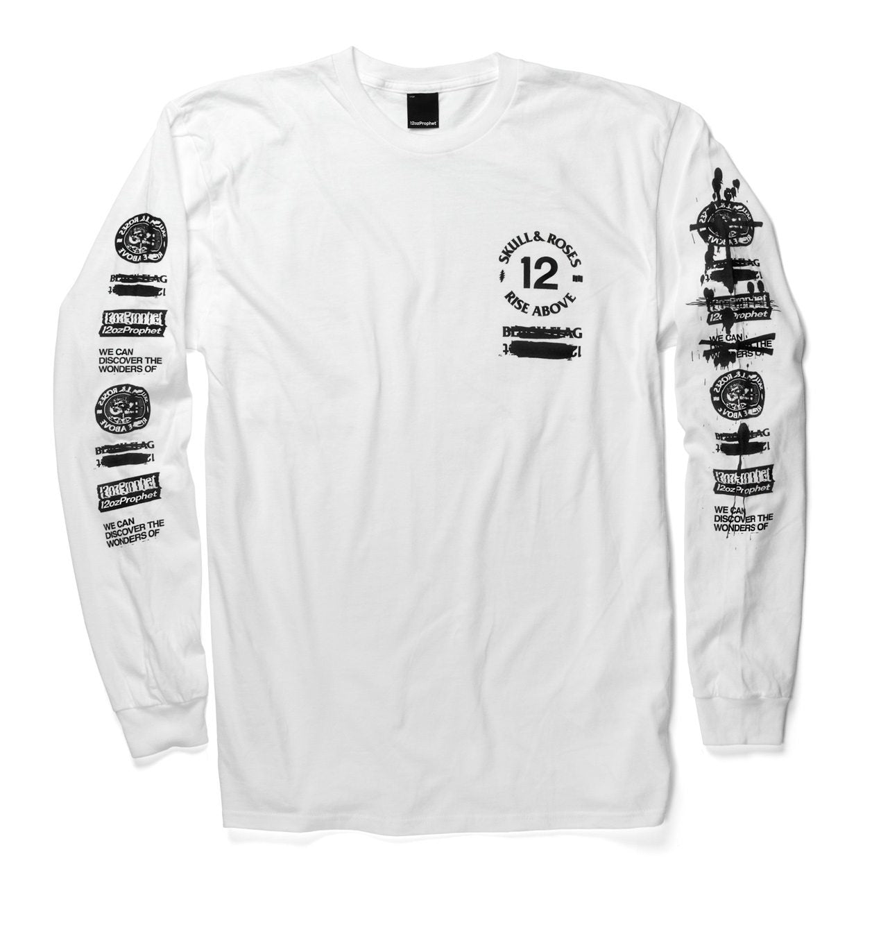 12ozProphet x WOBF Long Sleeve Tee