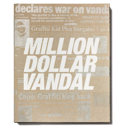 Million Dollar Vandal Book
