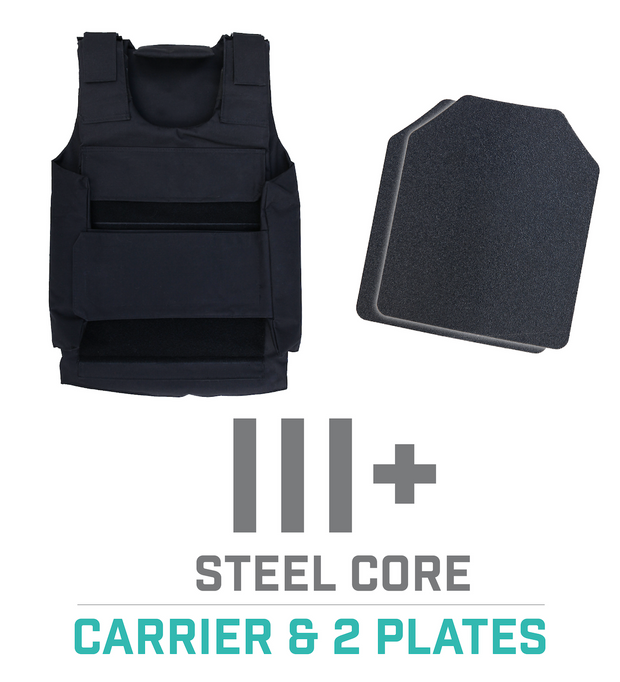 Standard Carrier Vest - Black