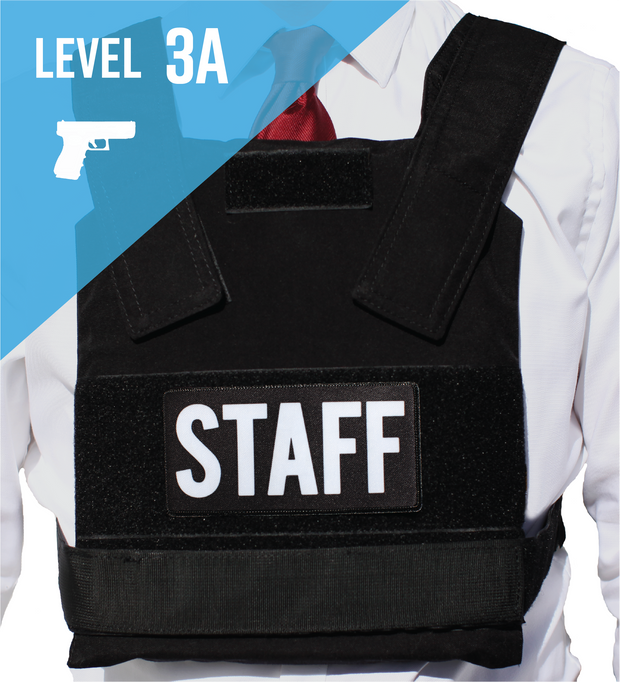 LEVEL IIIA BULLETPROOF VEST