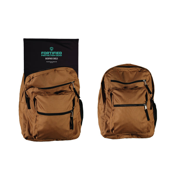 Bulletproof Backpack Insert 10x12 LEVEL IIIA
