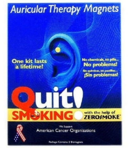 Smokestop Acupressure Smoking Patch