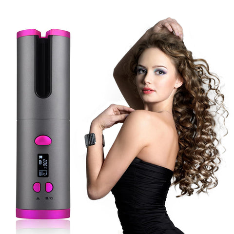 Curlz™️ Portable Automatic Hair Curler
