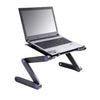 Image of Adjustable Laptop Stand Desk Computing Station