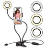 Image of Phone Stand LED Ring Light