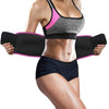Image of Waist Trimmer Belt With Lower Back And Lumbar Support