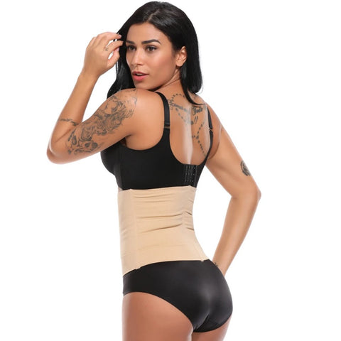 Waist Trainer Control Shaper Compression Cincher
