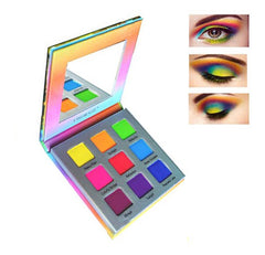 Rainbow Eyeshadow Makeup Palette
