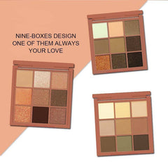 4 in 1 Color Board Eyeshadow Palette 60 Colors
