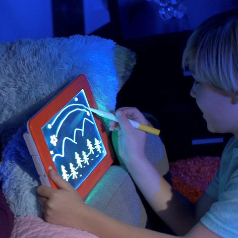 Magic Pad Light Up LED Board Learning Tablet