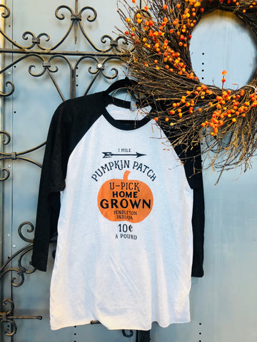 Pumpkin Patch Jersey T-shirt