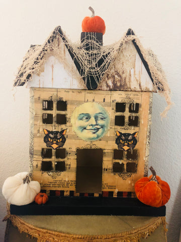 Halloween House of Wax Online Workshop
