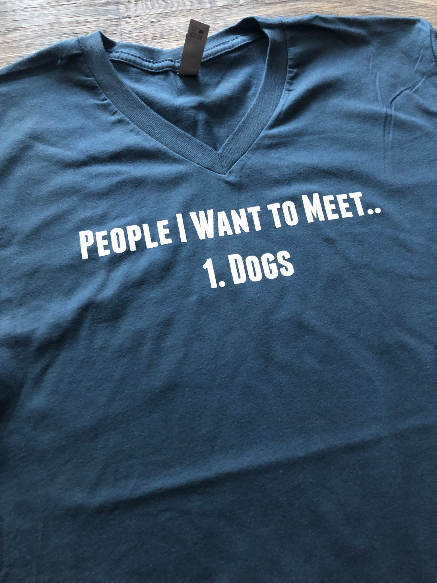 People I Want to Meet 1: Dogs