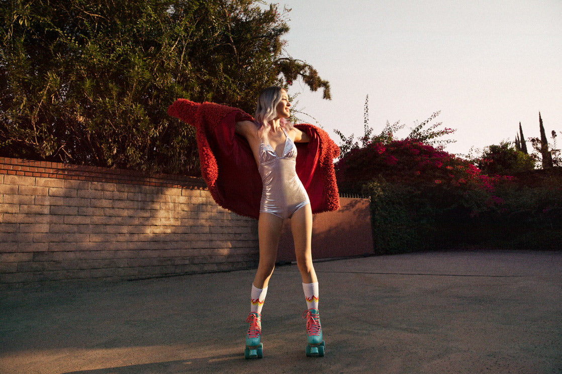 Roller Girl BLog - Festival Outfits EDM Clothing Rave Fans Cosplay