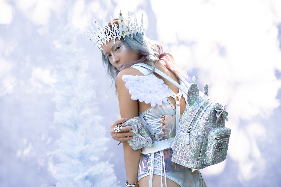 Ice Queen BLog - Festival Outfits EDM Clothing Rave Fans Cosplay